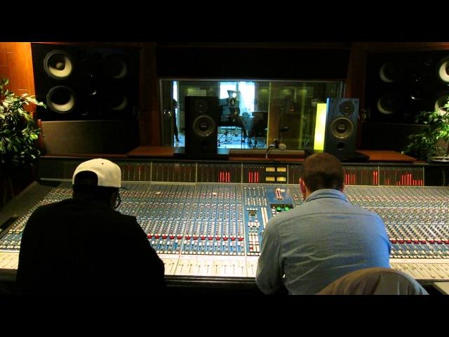 WILDE x CONVERSE RUBBER TRACKS - 'Oh You' Studio Sessions Pt. 4 @ Hansa Tonstudio, Berlin