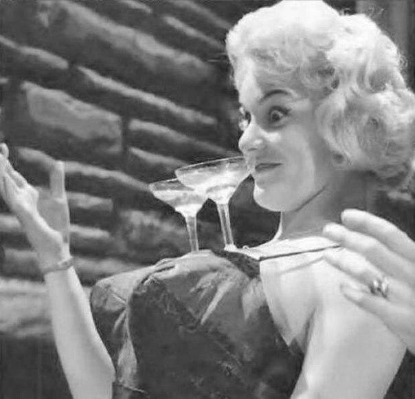 мерлин монро и мартини