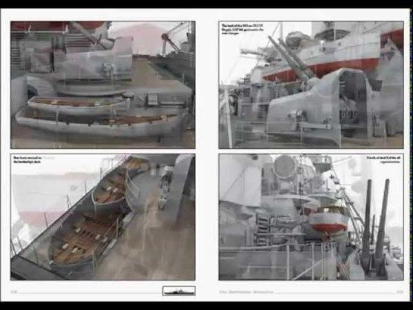 Kagero Publishing: The Battleship Bismarck by Waldemar Goralski