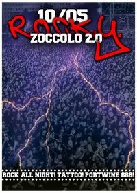 R.O.C.K.Y. * 10.05 * ZOCCOLO 2.0