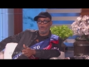 Samuel L Jackson on Using His Favorite Curse Word as a Term of Endearment