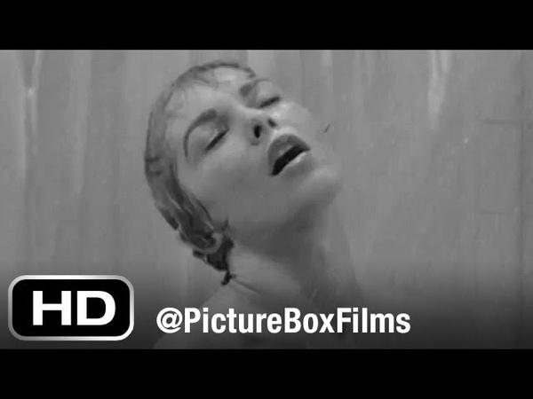 Psycho | That Shower Scene | Janet Leigh