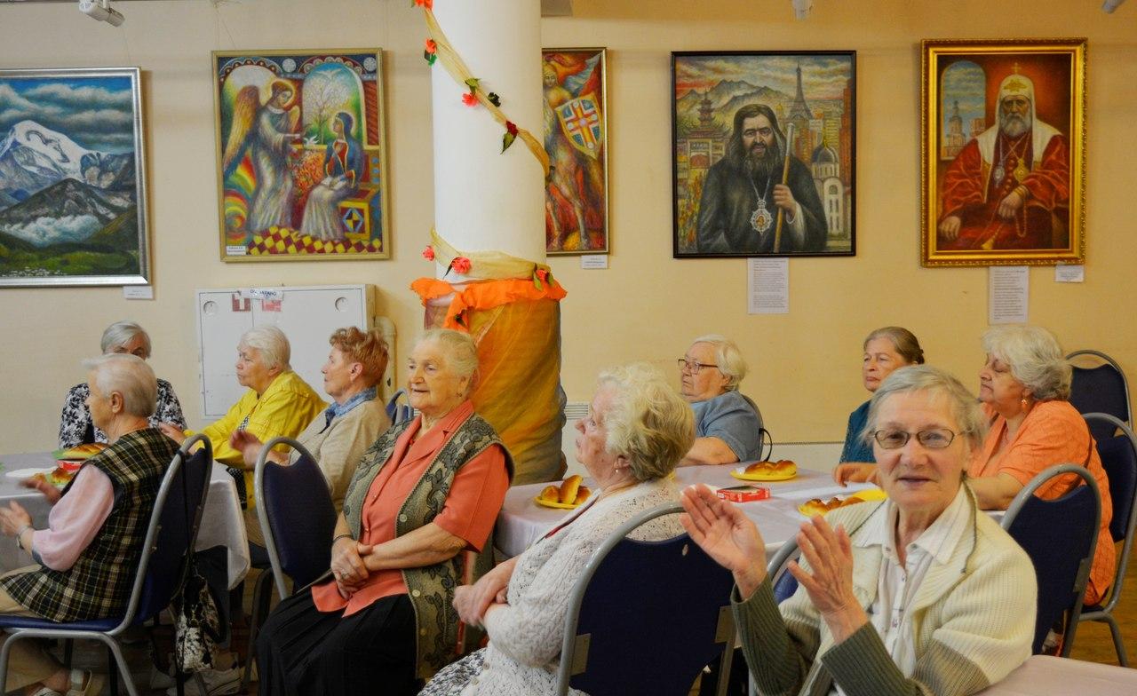 концерт в клубе сфера для пенсионеров