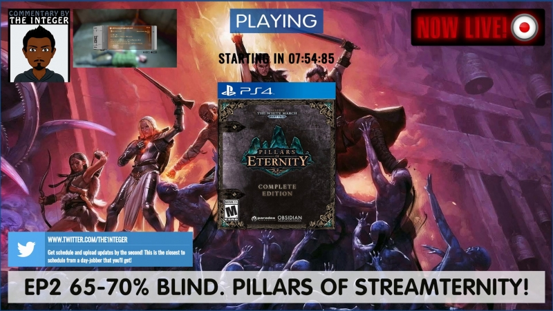 Because every game needs Bear companions! Lets Play Pillars of Eternity [Tips on request only thanks much] [65-70 Blind] - EP