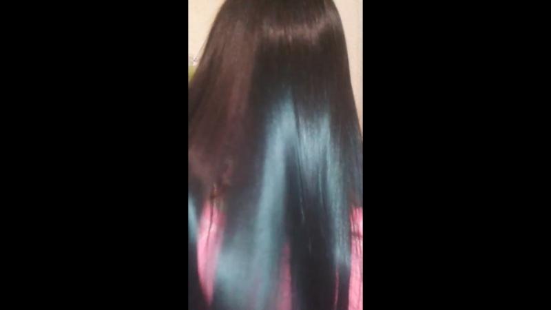 Кератиновое выпрямление волос ✨ тел 8 927 066 49 62