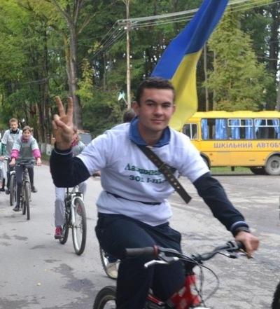 Назар Кабалюк, 18 мая , Горно-Алтайск, id145888336