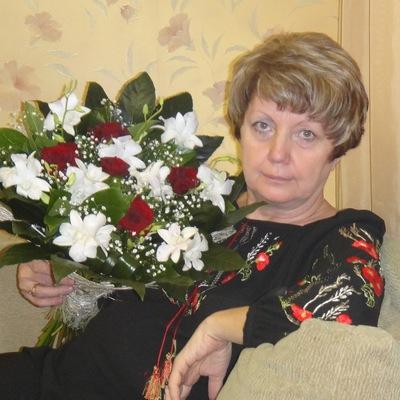 Валентина Козлова, 29 января 1957, Москва, id115589003