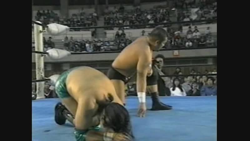 Tomohiro Ishii vs. Kazuya Yuasa