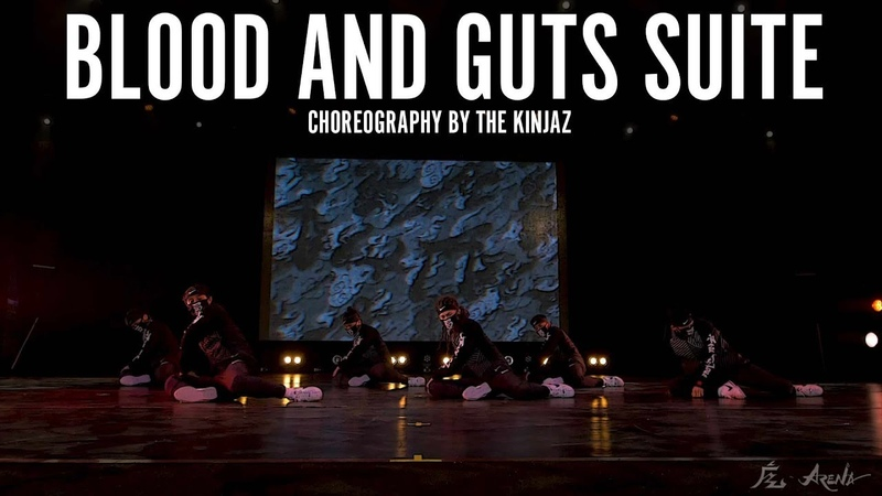 Berzerk OST Blood and Guts Suite Choreography by Villn Mpact Lor, Darren Wong | Danceproject.info