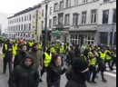 Yellow Vests reached the European Parliament in Brussels