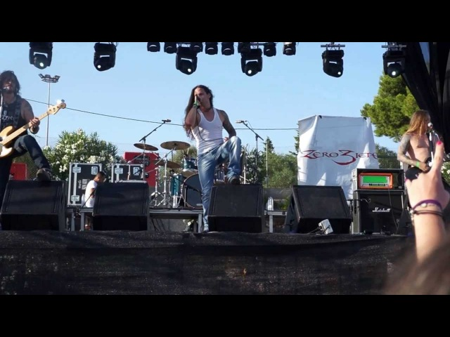 Zero3iete -- Jesse Dee (FESTIVAL ROCK ARENA)