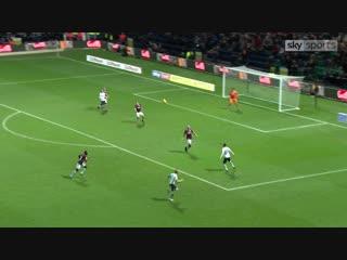 Preston 1-1 Aston Villa