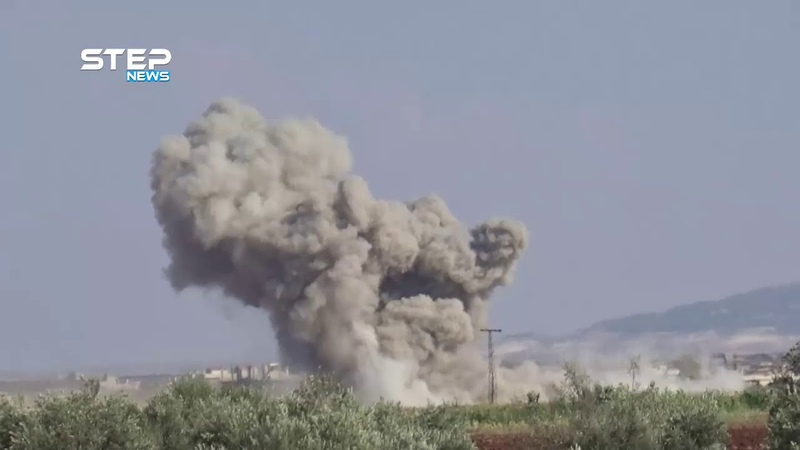 Авиаудары по амереканскому ИГИЛу в Хаме возобновились