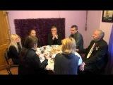 Беседа у Марины Сугробовой о битве экстрасенсов