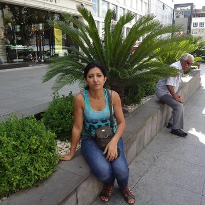 Melanya Israyelyan, id201791501