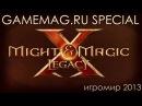 Gamemag - Интервью с продюсером MightMagic X Legacy