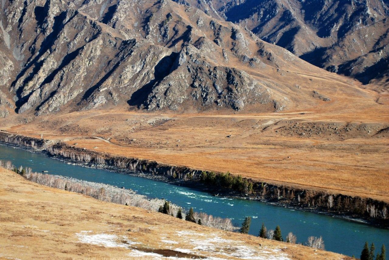 Тур на Алтай на ноябрьские праздники