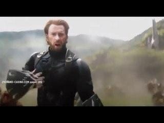 Я есть Грут, -Я есть Стив Роджерс.Грут в Ваканде. Мстители 3 война бесконечности.