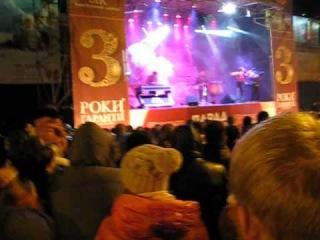Morandi Feat. Helene -- Save Me (LIVE@Dnepropetrovsk, 30/11/13)