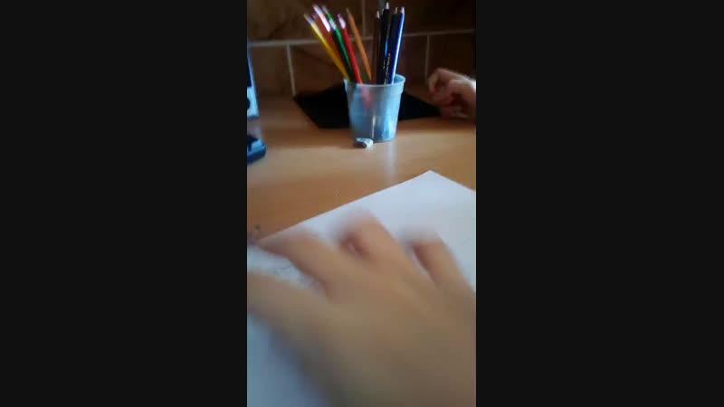 челэндж три маркера