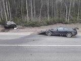 Три человека погибли в ДТП на трассе под Красноярском
