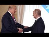 Трамп поздравил Путина с успешным ЧМ