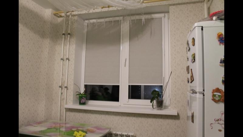 Рулонные шторы ткань Лён - Всеволожск, Доктора Сотникова 27