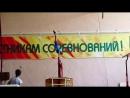Ивлев Олег - Перекладина - 3й взрослый разряд