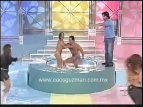 ALEJANDRA GUZMAN GUERRA DE LOS SEXOS LOS JABONES