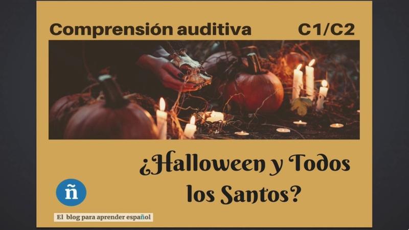 Comprensión auditiva español C1 C2