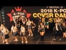 180428 CLC ELKIE 엘키 莊錠欣 BLACK DRESS 與参賽合跳版 @ 2018 K Pop Cover Dance Festival「韓流舞蹈模仿大賽」香港區選拔賽