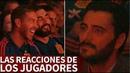 Las reacciones de los jugadores viendo el documental de Luis Aragonés Diario AS