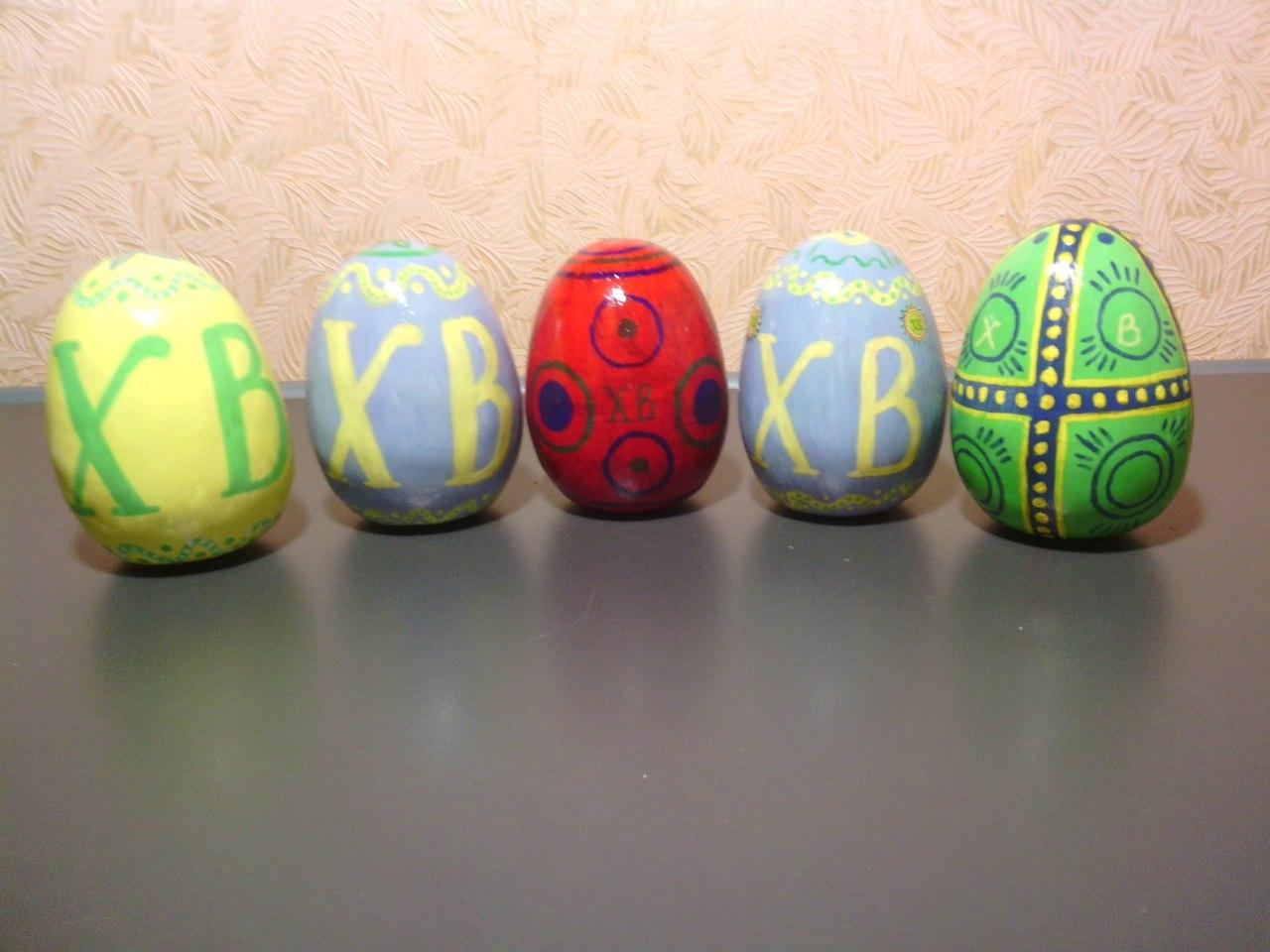 Как сделать и папье маше яйцо 646