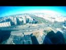на балконе высотки 26 этаж