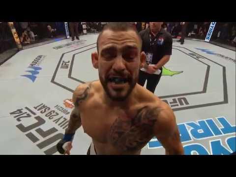 UFC Argentina PELEA GRATIS Ponzinibbio vs Nelson