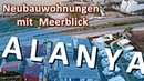 Neubauwohnungen mit Meerblick in Türkei