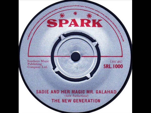 The New Generation – Sadie and Her Magic Mr. Galahad ( 1968, Psych Pop, UK ) » Freewka.com - Смотреть онлайн в хорощем качестве
