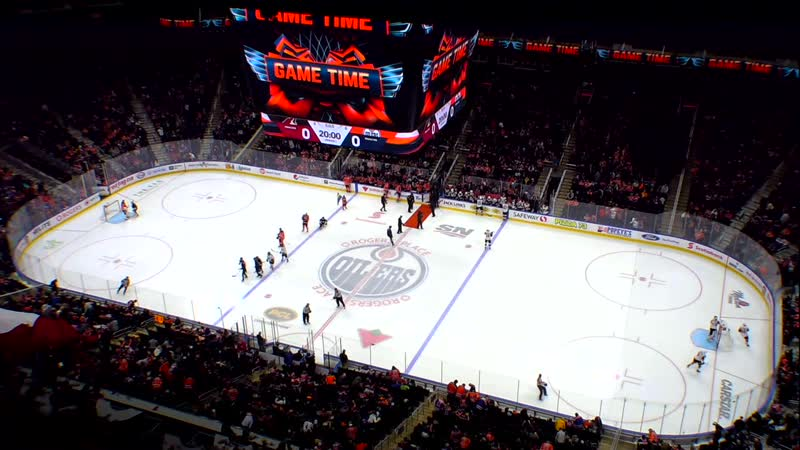 NHL 2018-2019 RS 19.02.2019 Arizona Coyotes - Edmonton Oilers