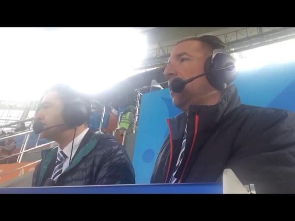 Uruguay 1 Egipto 0 Relato Rodrigo Romano