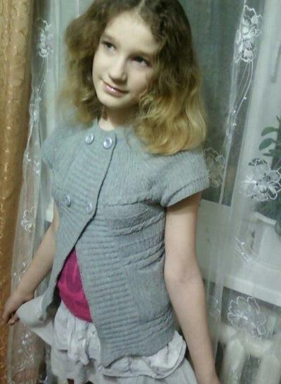 Дарья Савицкая, 27 мая 1998, Лиозно, id174823847