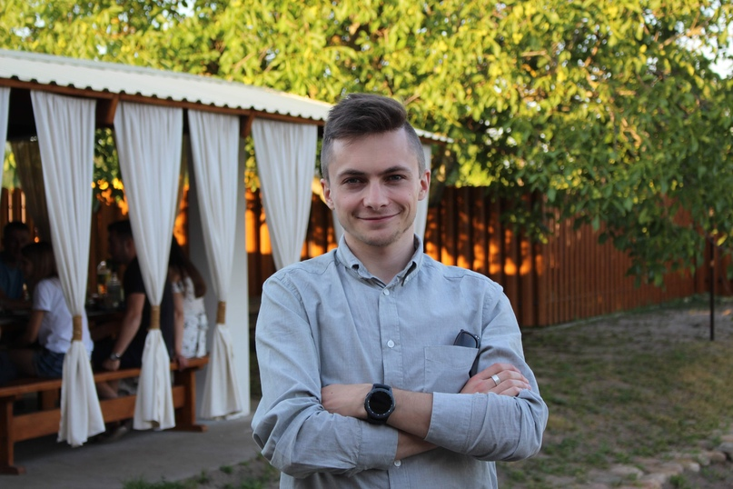 Валентин Ставецкий | Минск