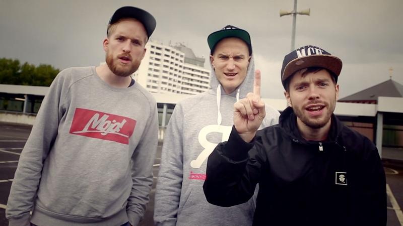 De fofftig Penns feat. Michael Slama - EEN VUN DE FOFFTIG (Official Video)