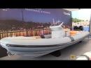 2018 Pirelli 880 Inflatable Boat - Walkaround - 2018 Boot Dusseldorf Boat Show