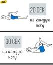 6 упражнений, которые избавят вас от болей в пояснице и позвоночнике