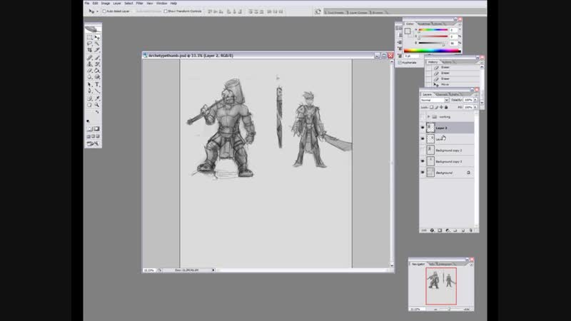 Archetypes - Designing Manga Characters chapter_02