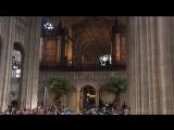 Выступление Андреа Бочелли на свадьбе принцессы Евгении и Джека Бруксбенка