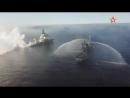 Первый военный ледокол провел спасательную операцию на Севморпути
