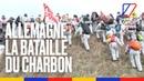 À Hambach, des militants mènent la lutte contre le charbon