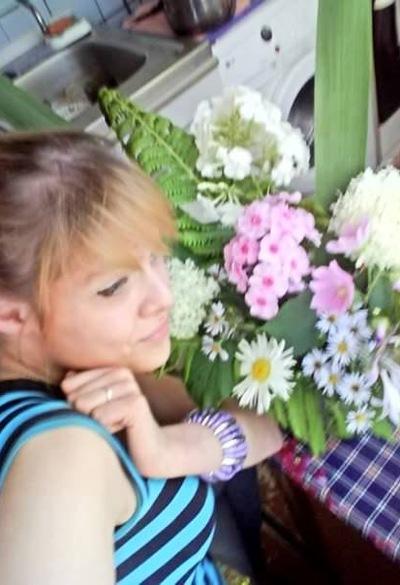 Юлена Юлькина, 17 апреля 1990, Санкт-Петербург, id193855604