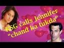 Karan singh grover calls jennifer 'chand ka tukda'
